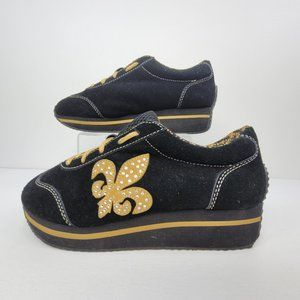 """Volatile """"Who Dat"""" Shoes"""